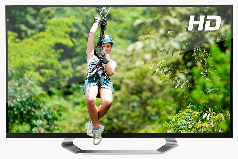 Disfruta de los videos en alta definición