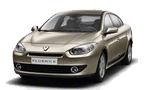 Renault Fluence o similar