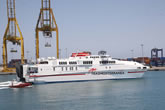 Barco Alcántara Dos