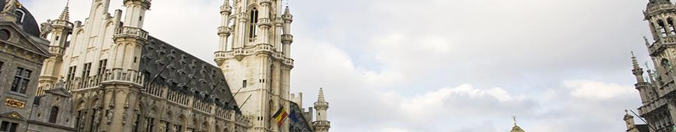Guía Bruselas