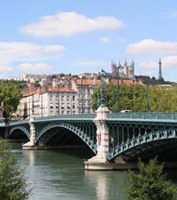 Lyon, La joya arquitectónica del Ródano