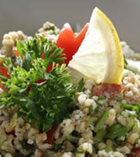 Gastronom�a en L�bano