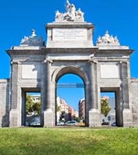 La impresionante capital de Espa�a