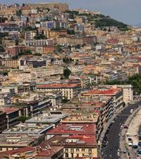 Nápoles , ¡Un soplo de vida!