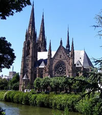 Estrasburgo, Mitad francesa...mitad alemana