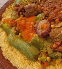 Gastronom�a en Arabia Saud�