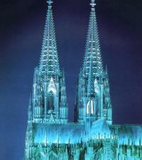 Colonia, Arte, arquitectura y carnaval en primer plano