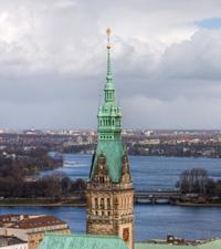 Hamburgo, El puerto más grande de Alemania