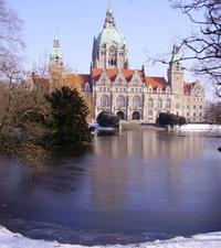 Hanóver, Capital de Baja Sajonia, el jardín más bello de Alemania