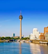 Dusseldorf, Cultura, moda y romanticismo sobre las márgenes del río Rin