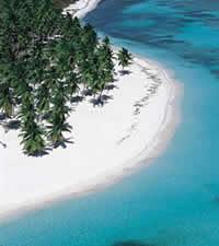 Punta Cana, La excelencia de las playas paradisiacas