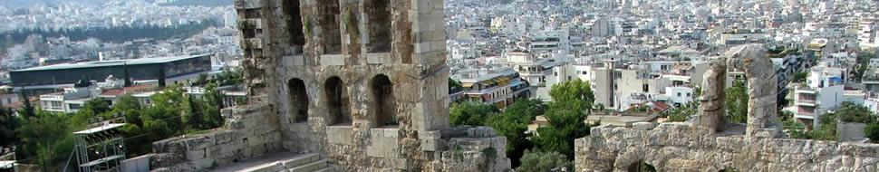Guía Atenas