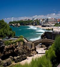 Biarritz, La reina de las playas y la playa de los reyes