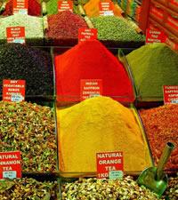 Gastronom�a en Turqu�a