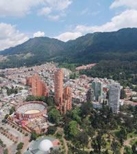 Bogotá, 2.700 metros más cerca del cielo