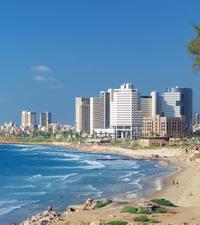 Tel Aviv, De los reyes bíblicos a la arquitectura europea