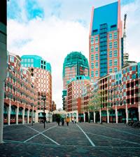 La Haya, Una ciudad monárquica junto al mar