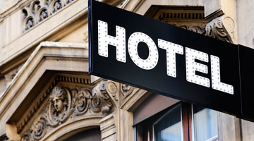 ¿Buscas hotel en Dublín?