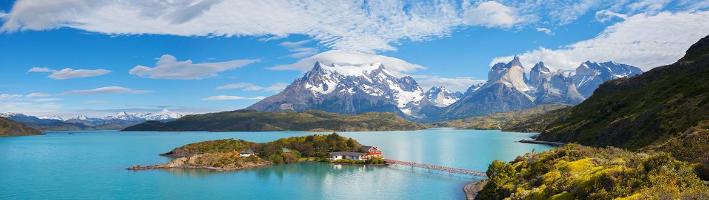 Santiago y Sur de Chile Al Completo