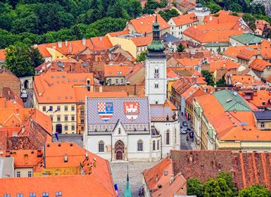 Lo mejor de Croacia, Bosnia y Serbia