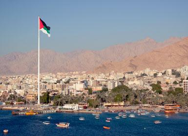 Jordania y Aqaba
