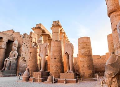 Egipto: Maravillas del Nilo