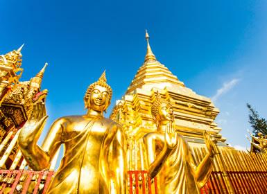 R�o Kwai y Norte de Tailandia Esencial