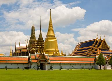 Tailandia: Del Norte al Sur y playas