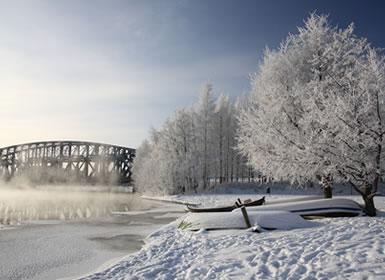 Finlandia: Especial Puente Diciembre Laponia