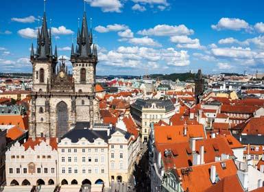 Rep�blica Checa: Escapada a Praga A Tu Aire