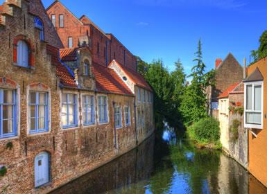 B�lgica: Especial Puente Diciembre Mercadillos Navide�os en Flandes