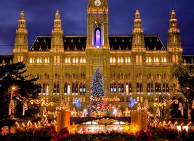 Especial Puente Diciembre Mercadillos de Navidad en Viena y Bratislava