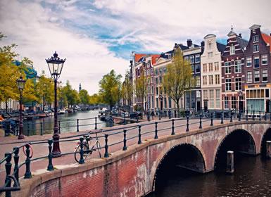 Holanda: Especial Puente Diciembre �msterdam