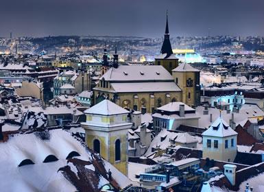 Rep�blica Checa: Especial Puente Diciembre Mercadillos de Navidad en Praga