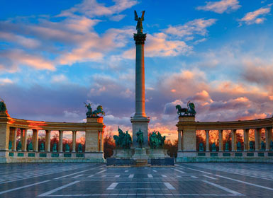 Praga, Budapest y Viena A Fondo Plus