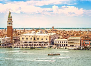 Italia: Venecia, Florencia y Roma Esencial Plus