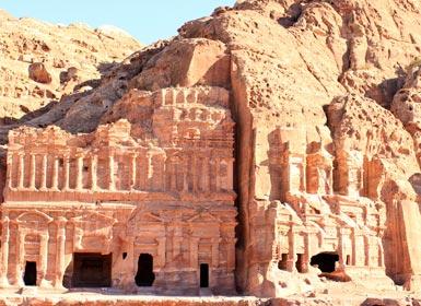 Jordania: Maravillas de Petra
