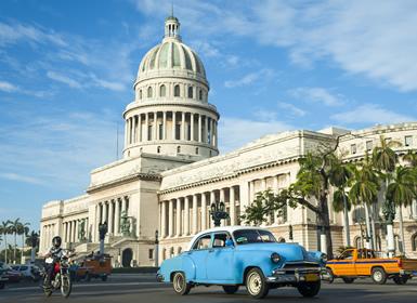 Cuba: Mar, Naturaleza e Historia