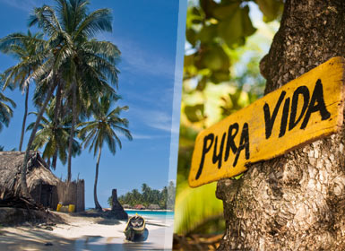 Costa Rica y Panam� Al Completo