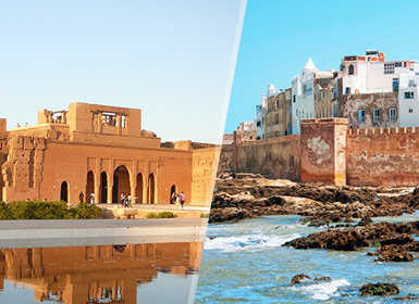 Marruecos: Escapada a Marrakech y Essaouira A Tu Aire