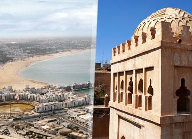 Marruecos: Escapada a Marrakech y Agadir A Tu Aire
