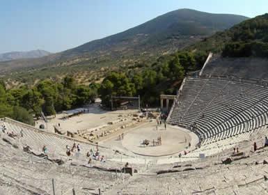 Grecia Al Completo I
