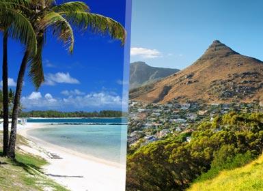 OFERTA Gran Viaje a Sud�frica e Isla Mauricio