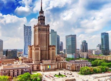 Praga, Budapest y Varsovia Al Completo