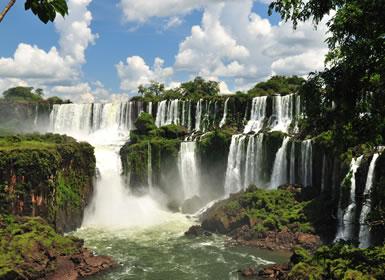 Brasil: R�o de Janeiro - Igua�� - Salvador de Bah�a