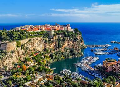 La Costa Azul con Roma, Florencia y Venecia Al Completo