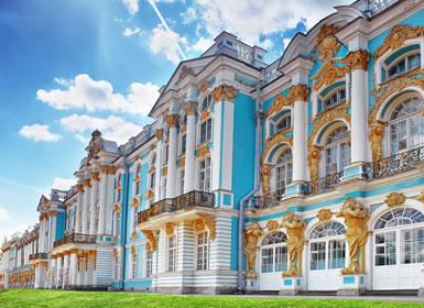 Rusia: San Petersburgo y Mosc� Al Completo Plus (Tren nocturno)