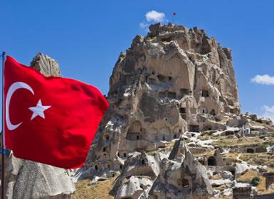 Turqu�a: Escapada a Capadocia