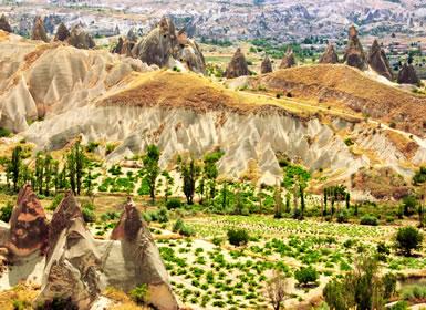 Turqu�a: Capadocia Fascinante