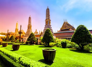Tailandia: Escapada a Bangkok